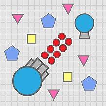 Army.io: Geometry Tank Battle Wars
