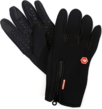 Guantes para marcha nórdica de Longclass, guantes elásticos ...