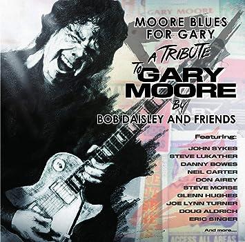 amazon moore blues for gary bob frien daisley 輸入盤 音楽