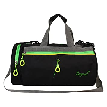 90463cd101 Layout Black Energy Gym bag  Amazon.in  Bags