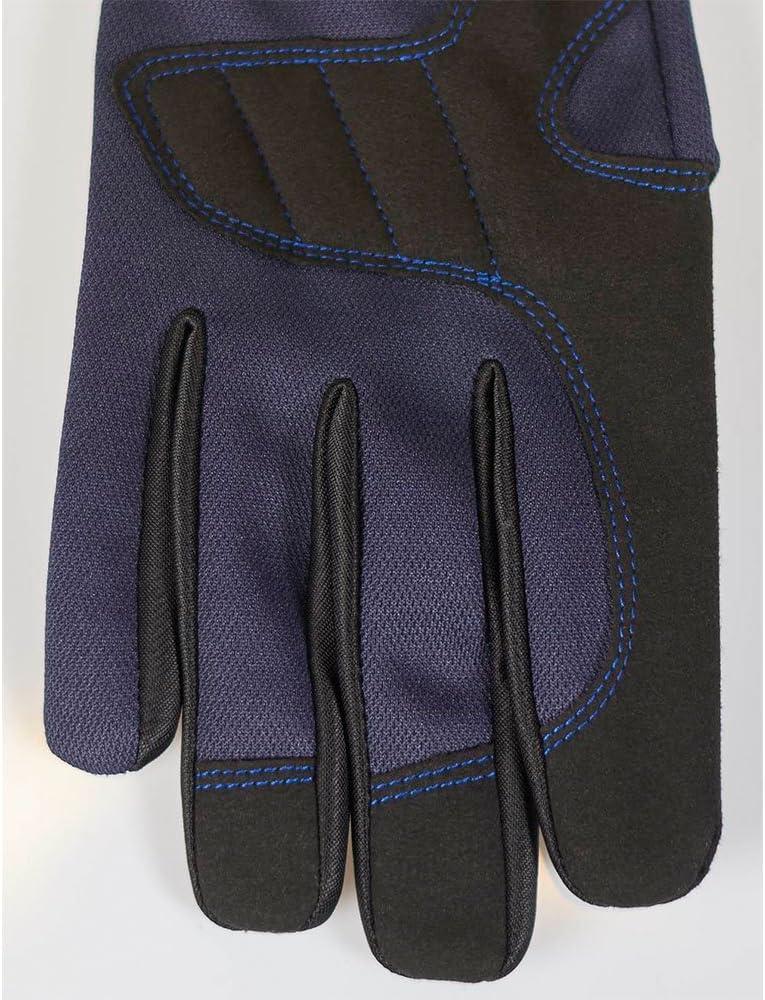 1 St/ück Gr/ö/ße 7 schwarz//blau Ejendals Handschuh Tegera 320 aus Synthetikleder 320-7