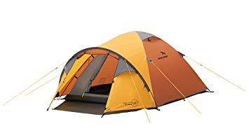 Easy C& Lightweight Quasar Unisex Outdoor Dome Tent available in Orange/Gold - 3 Persons  sc 1 st  Amazon UK & Easy Camp Lightweight Quasar Unisex Outdoor Dome Tent available in ...