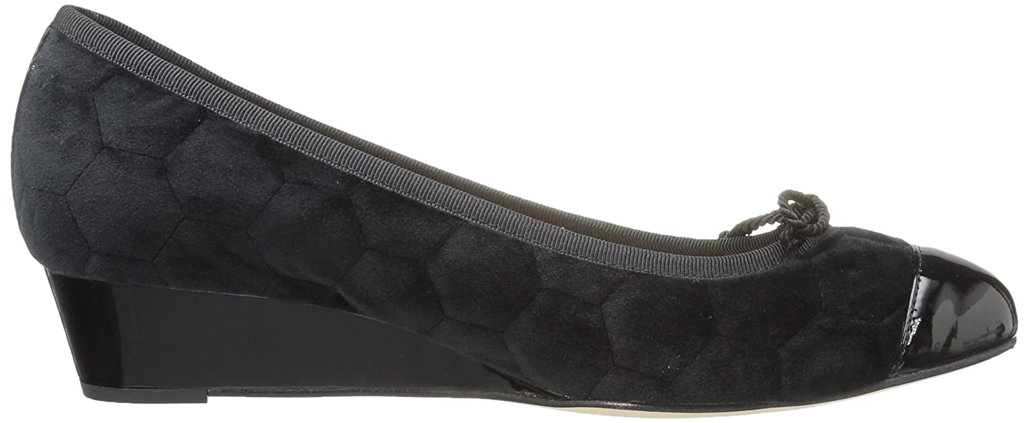 French Sole B0711M27SZ FS/NY Women's Diverse Platform B0711M27SZ Sole 9 B(M) US|Black c631df