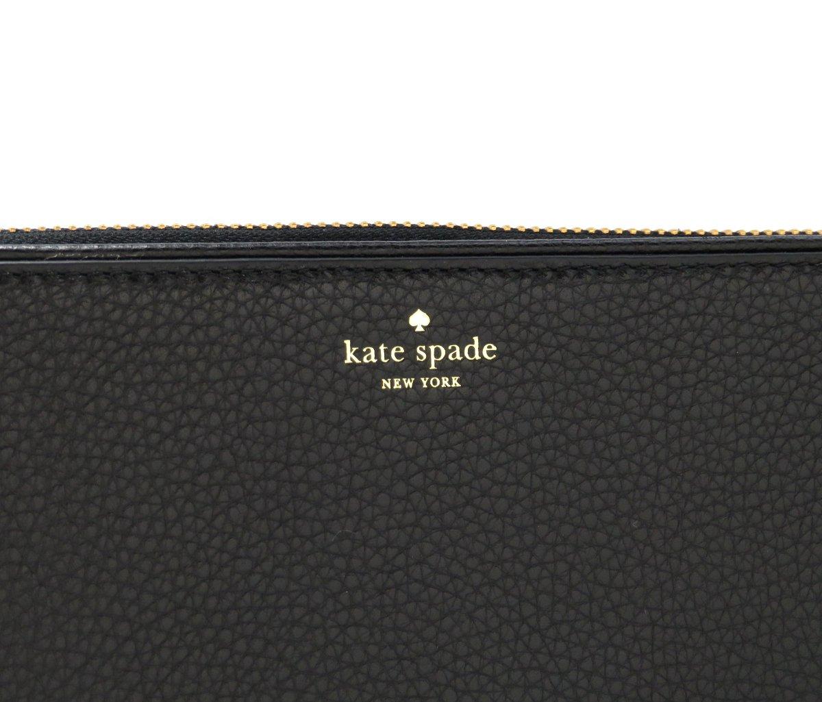 Kate Spade New York Mulberry Street Brigitta Wristlet Wallet Handbag (Black) by Kate Spade New York (Image #6)