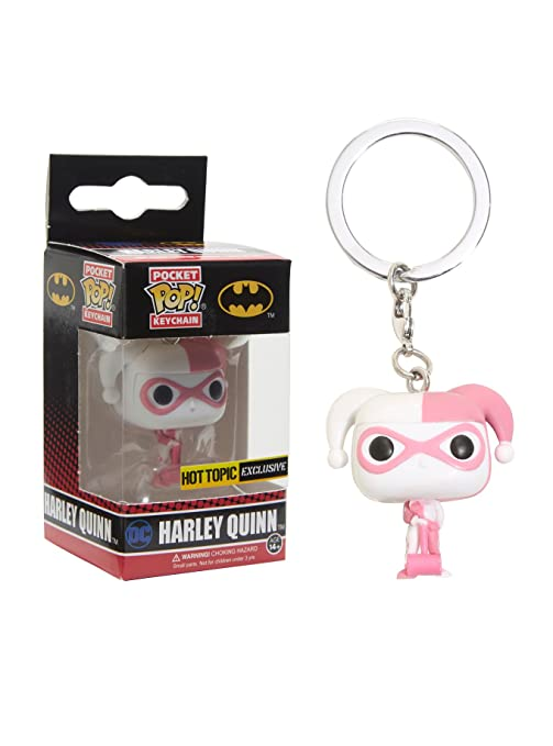 Amazon.com: DC Comics Batman Harley Quinn Pink Pocket Pop ...
