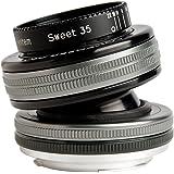 Lensbaby ティルトレンズ Composer Pro II with Sweet 35 キヤノンEF用 フルサイズ対応 35mm F2.5 レンズベビー光学系交換システム対応