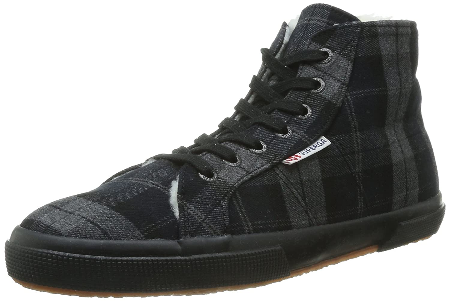 adulte Superga Tweedbinu 2095 mode mixte Baskets CqfCg