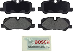 Bosch BE1099 Blue Disc Brake Pad Set for Select Land Rover LR3, LR4, Range Rover, Range Rover Sport - REAR