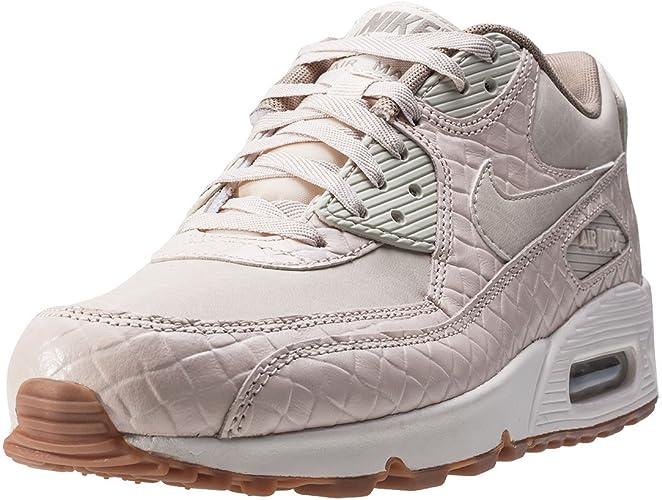 Nike 443817 105 Air Max 90 Premium Sneaker Beige|43: Amazon