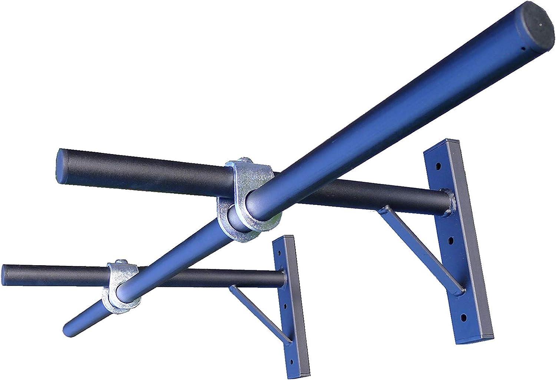 Barra de Dominadas Agarre Gymcor Multi - Pared - Resistente de Calidad Comercial Lat Vidaxl Vkr - Hecho en Reino Unido!
