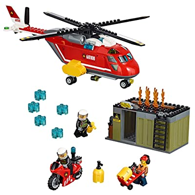 LEGO City Fire Response Unit 60108 Children's Toy: Toys & Games