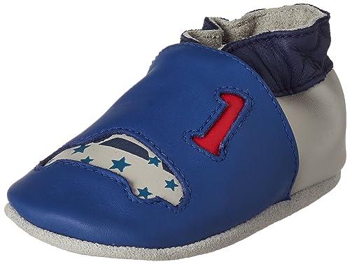 Robeez Number 1 - Zapatillas de casa Bebé-Niñas: Amazon.es: Zapatos y complementos