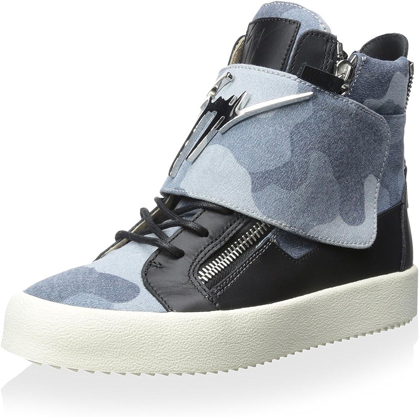Giuseppe Zanotti Men's High-Top Sneaker