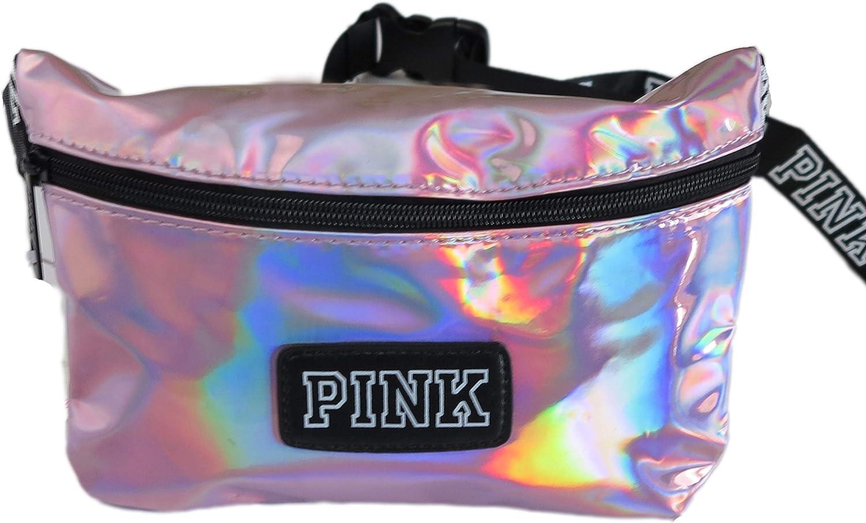 Victoria Secret Pink Fanny Packs - Riñonera, Color Rosa: Amazon.es: Equipaje