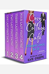 Cozy Cottage Café Romantic Comedy Box Set: Four Sweet Romantic Comedies of Love, Friendship and Cake Kindle Edition