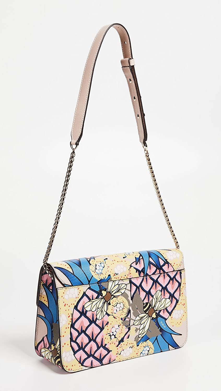 Furla Womens Metropolis Small Pineapple Shoulder Bag Agata Toni Magnolia One Size Shoes