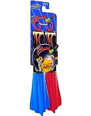 Pump Rocket Finger Flingers - Set of 2 Flying Foam Rockets