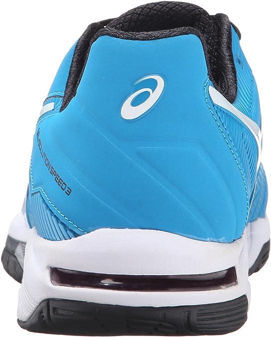 Asics Mens Gel-solution Speed 3 Tennis Shoe