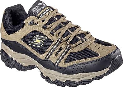 e97ae618b0cae Amazon.com | Skechers Mens Afterburn M. Fit - Strike Off Sneaker ...