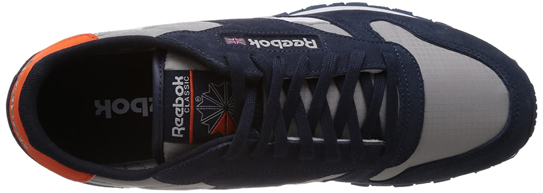 815ea64f8b4e Reebok - Classic Utility Sport - V60391 - Couleur: Bleu Marine - Pointure:  44.5: Amazon.fr: Chaussures et Sacs