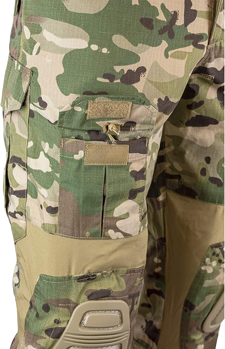 VIPER TAKTISCHE HERREN ELITE ARMY HOSE PAINTBALL KAMPF HOSE V-CAM TARN CAMO