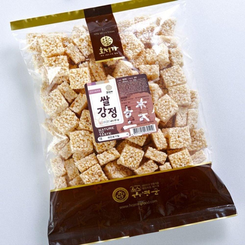 Changpyeong Rice Crunch 500G 강정 by Changpyeong