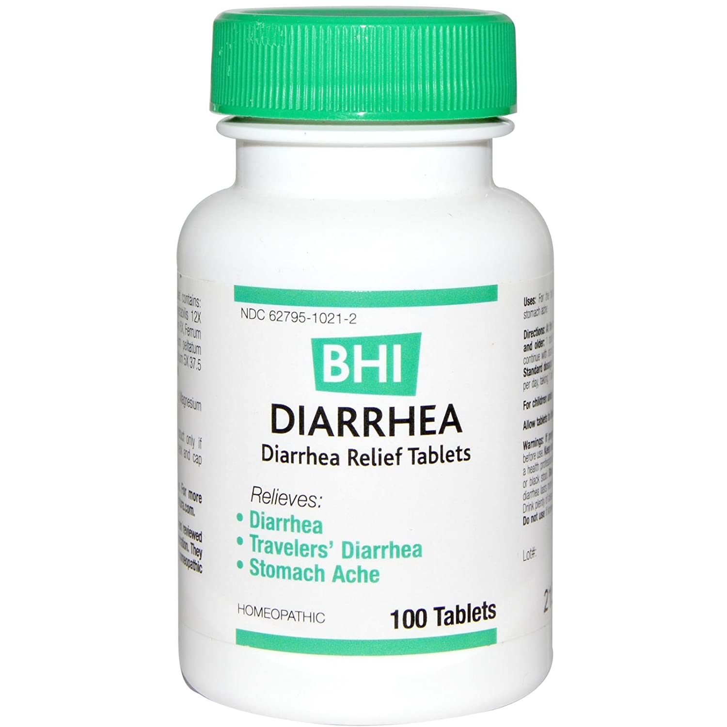 HEEL - Diarrhea, 100 tablets : Sodium Mineral Supplements : Beauty