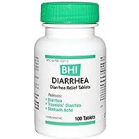 Heel Medinatura - Diarrhea, 100 tablets Relieves Diarrhea Travelers' Diarrhea Abdominal Cramps Colic and Gas Antidiarrheal Medications Homeopathic
