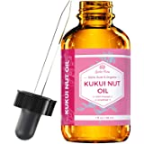 Kukui Nut Oil from Leven Rose, 100% Natural Organic (Cold Pressed, Unrefined) 1 oz