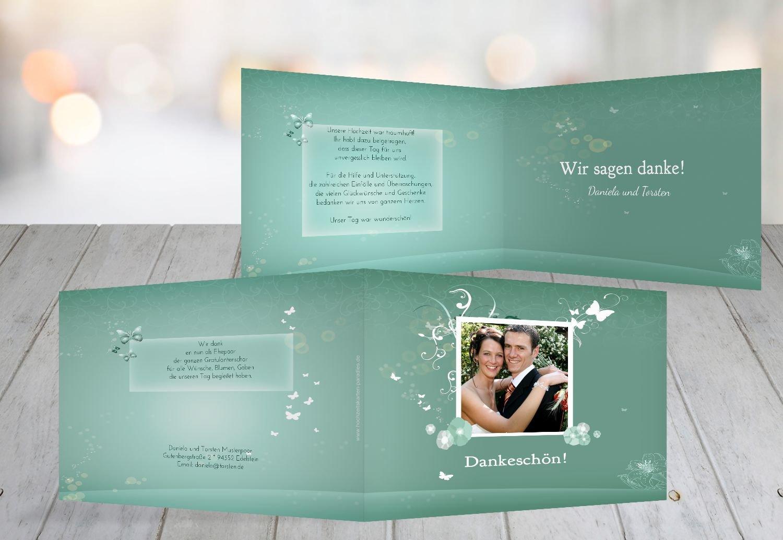 Kartenparadies Danksagung für Hochzeitsgeschenke Hochzeit Danke Dream, hochwertige Danksagungskarte Hochzeitsglückwünsche inklusive Umschläge   10 Karten - (Format  148x105 mm) Farbe  HellRosa B01N7UR79O | Online Kaufen  | München  |