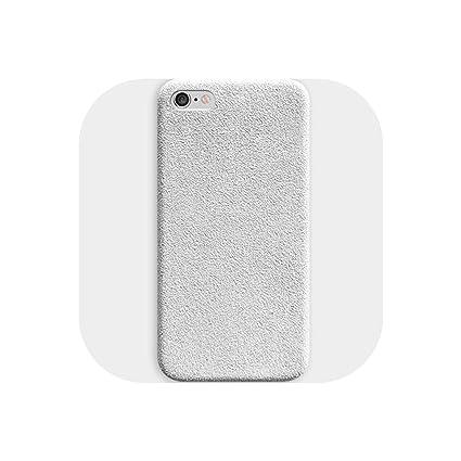 Amazon.com: Funda para iPhone 6 6S 7 Plus 8 X Simple Case ...