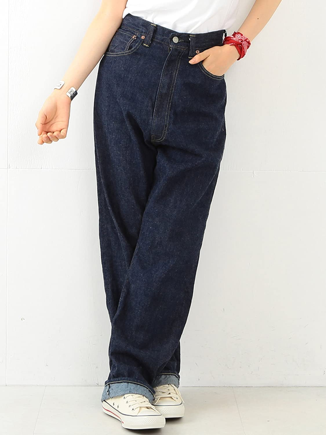 Amazon | (ビームスボーイ)BEAMS BOY orslow / Monroe Pants Special | ジーンズ 通販