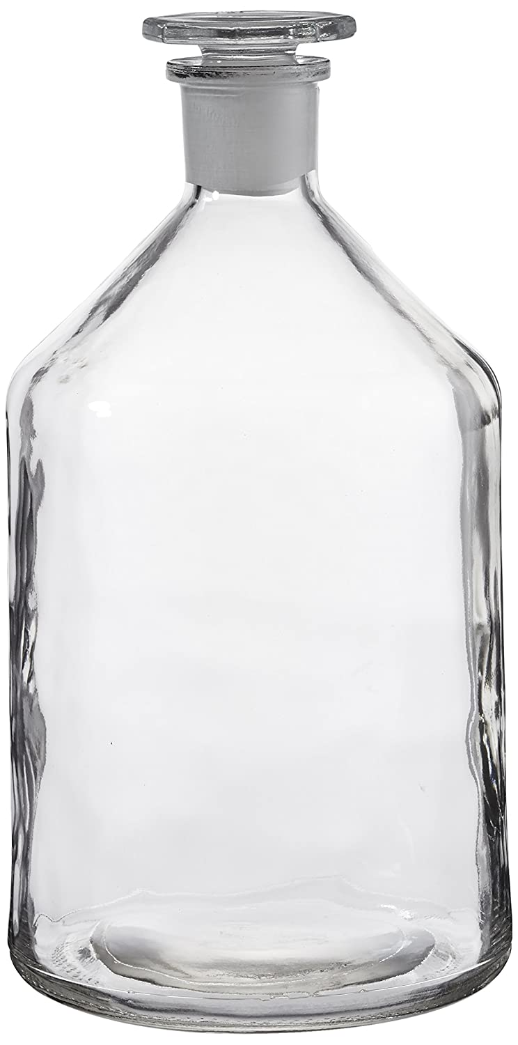 Neolab E-1442, Conical Shoulder Bottle, Clear, NS 29/32, 2000  ml 2000 ml