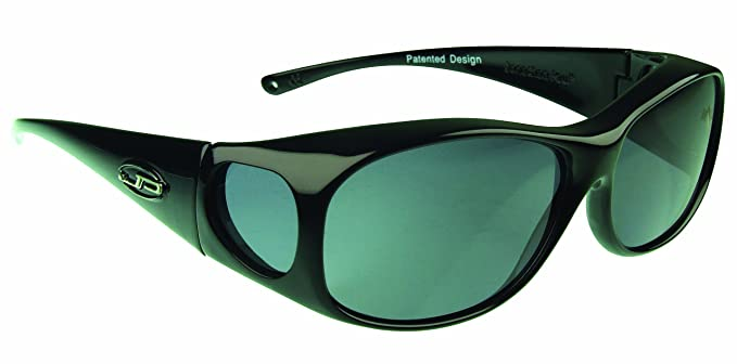 Amazon.com: Fitovers Eyewear Element - Gafas de sol, Negro ...
