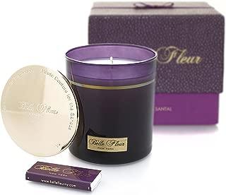 product image for Belle Fleur Scented Candle - Velvet Santal - 7.5 oz