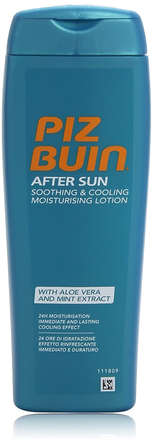 Piz Buin After Sun, Soothing& Cooling Moisturising Lotion, Unisex, 200 ml 018083