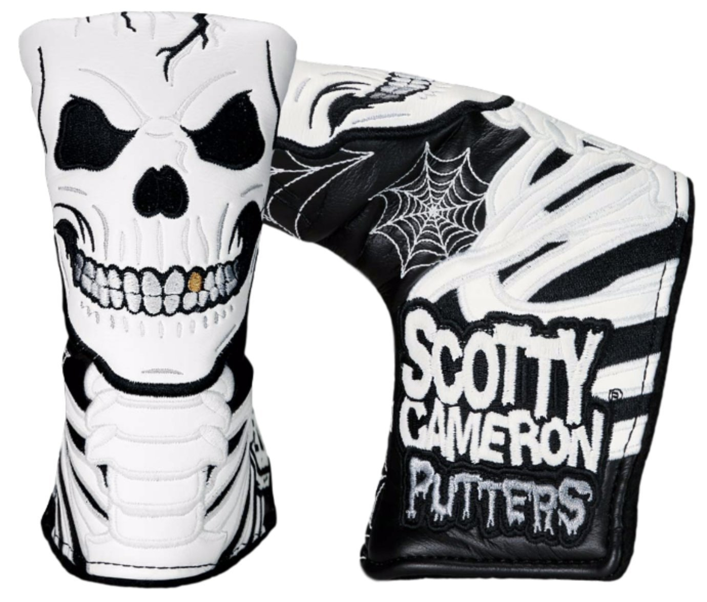 Scotty Cameron 2017 Halloween ''Knock Em Dead '' Limited Edition Putter Cover