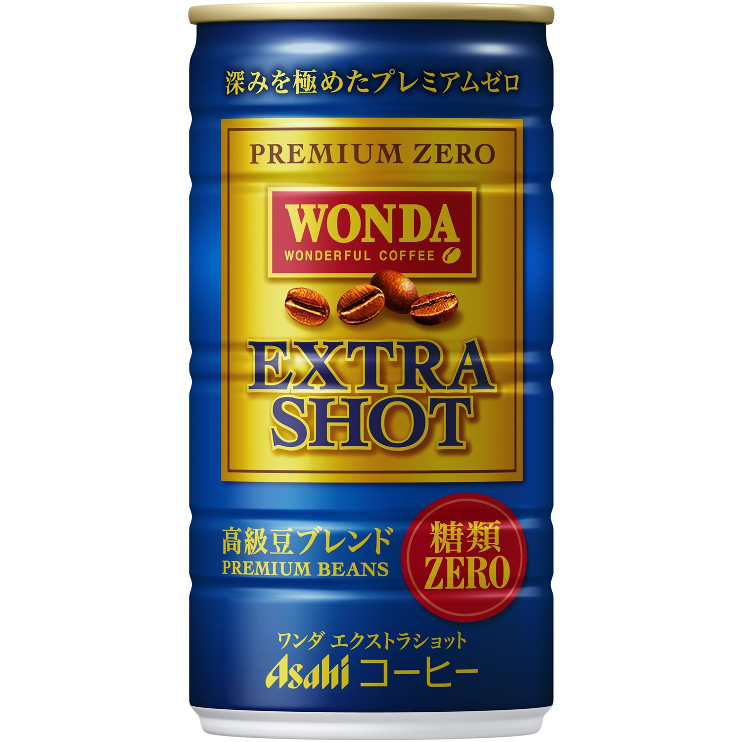 Asahi Soft Drinks Co., Ltd. Wanda extra shot 185ml ~ 30 this [Parallel import]