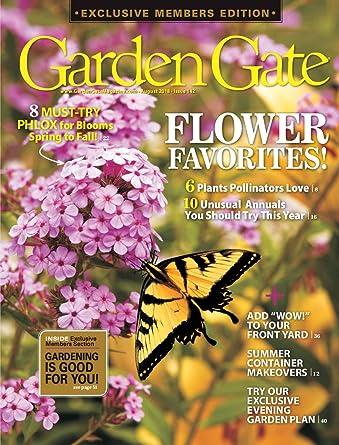 Garden Gate Amazon Com Magazines