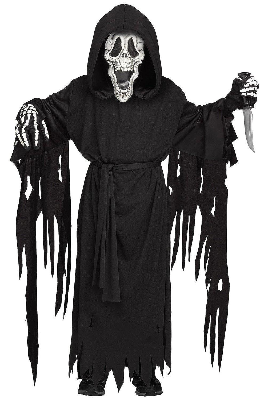 Fun World skeleface子costume- L  B0756HRXMS