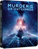 Assassinio sull'Orient Express - Steelbook Esclusiva Amazon (Blu-Ray)