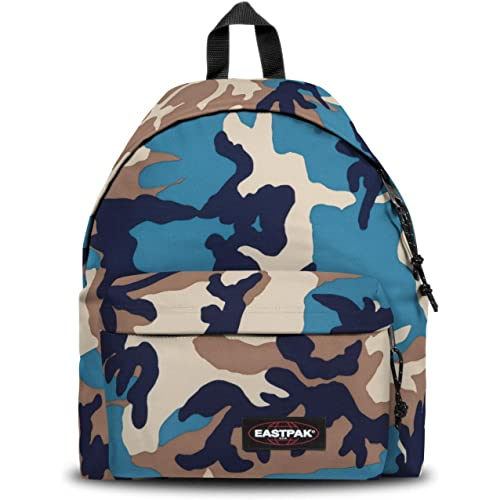 b714f24377a Eastpak Padded Pak'r, 40 cm,24 Liters Navy Cammo: Amazon.co.uk ...