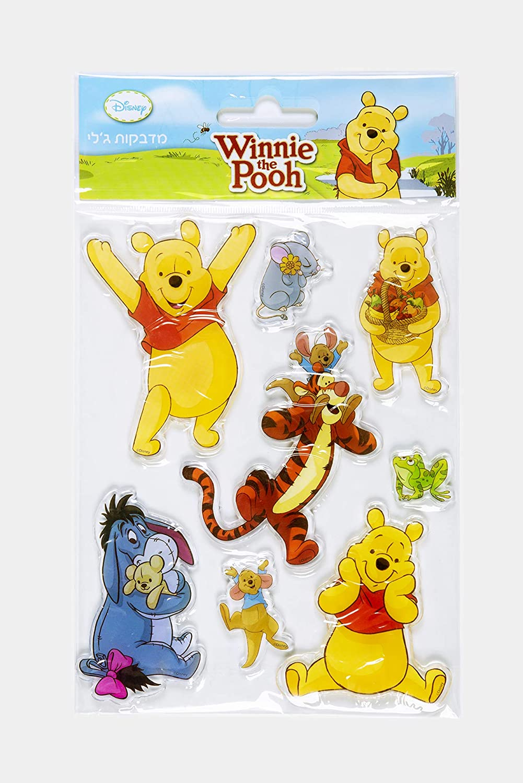 2 Sheets Disney Winnie POOH Eeyore Tigger Piglet EASTER Scrapbook Stickers