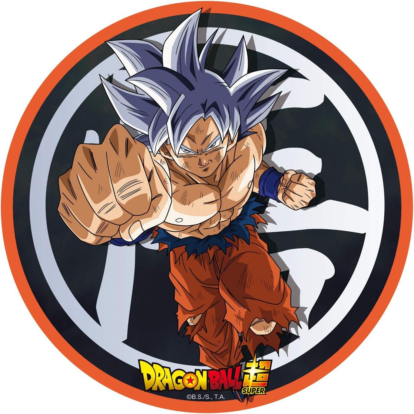 Abystyle, - Dragon Ball Super - Alfombrilla para ratón - Goku, Multicolor