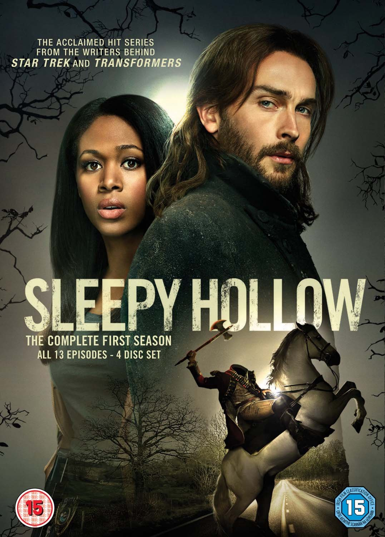 Sleepy Hollow: The Complete First Season 4 Dvd Edizione: Regno Unito Italia: Amazon.es: Cine y Series TV