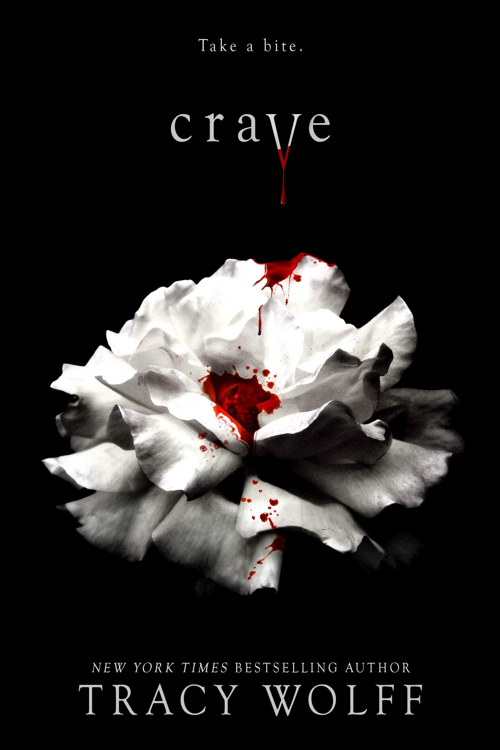 Amazon.com: Crave (Crave, 1) (9781640638952): Wolff, Tracy: Books