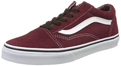 Vans Kids K Old Skool Port Royale Black Size 1