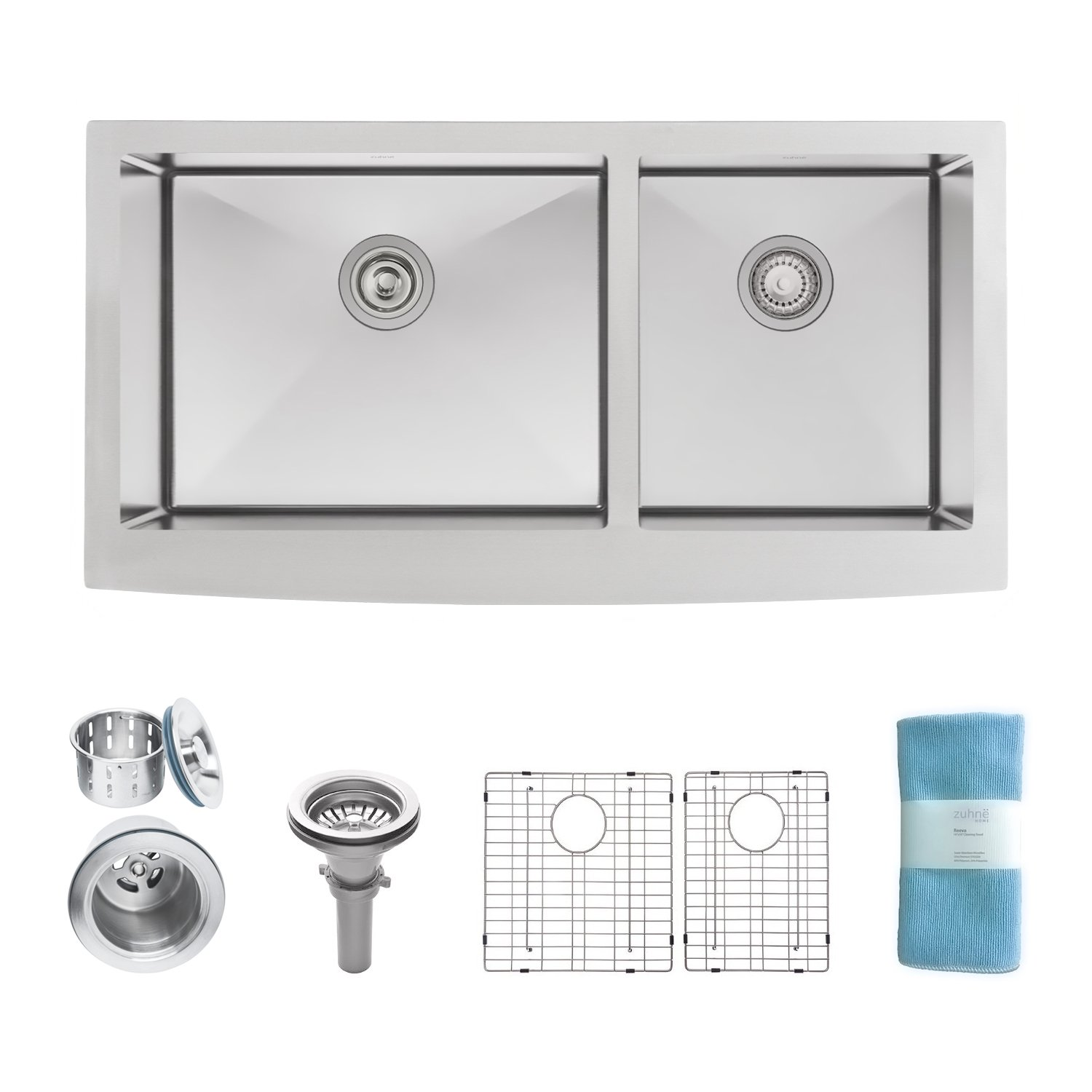 Zuhne Sink Reviews 2019 Uncle Paul S List Of Sinks That