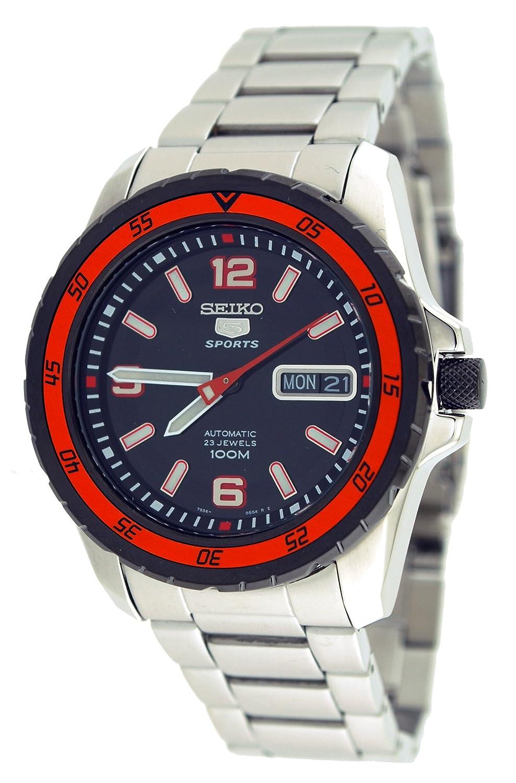 【SEIKO】セイコー セイコー5 スポーツ 腕時計 自動巻き SNZG73K1【並行輸入品】 B002V0TAPS