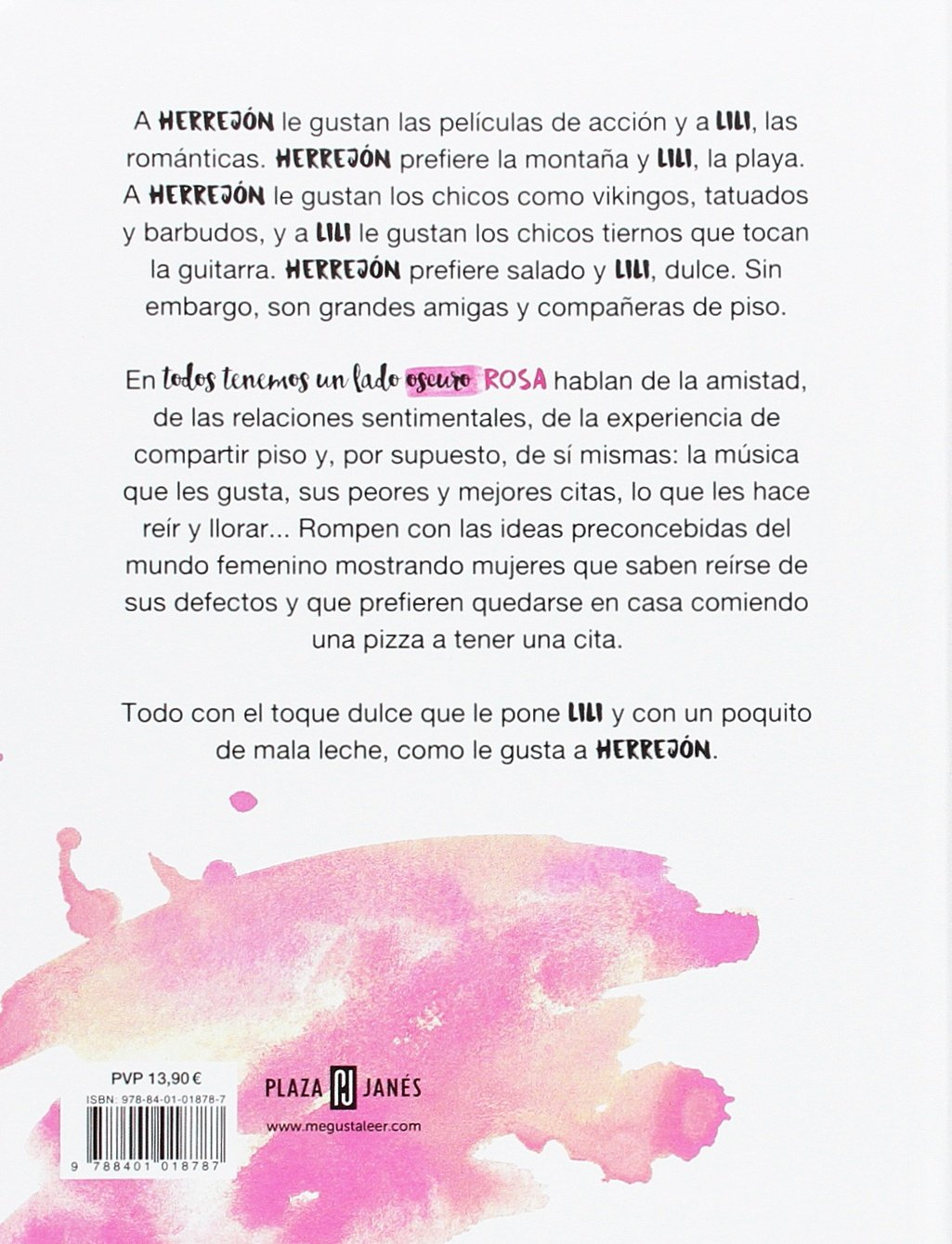 Todos tenemos un lado (oscuro) rosa (Éxitos): Amazon.es: María Herrejón, Lili: Libros